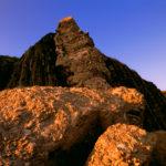 cool morning light on rocks ns